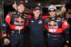 Andreas Mattheis também celebra a continuidade dos trabalhos com seus dois pilotos, unida desde 2009