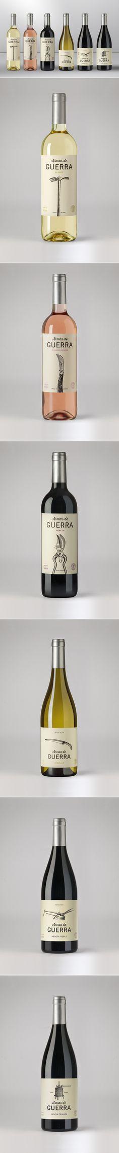 Armas de Guerra. Wine of Spain. #taninotanino