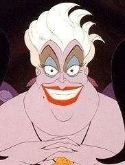 cartoon+character+witches | Horror > Witches & Sorceresses > Pat Carroll as Ursula the Sea Witch ...