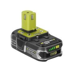 Ryobi P107 18-Volt One Plus Compact Lithium Plus Battery  http://www.handtoolskit.com/ryobi-p107-18-volt-one-plus-compact-lithium-plus-battery/