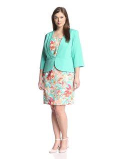 Danny & Nicole Women's Printed Dress with Jacket, http://www.myhabit.com/redirect/ref=qd_sw_dp_pi_li?url=http%3A%2F%2Fwww.myhabit.com%2Fdp%2FB00RV6I9MC%3F