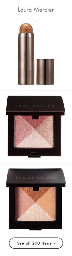 """Laura Mercier"" by shoppings9 ❤ liked on Polyvore featuring beauty products, makeup, cheek makeup, cheek bronzer, sunset, laura mercier, laura mercier bronzing powder, beauty, fillers and peach mosaic"