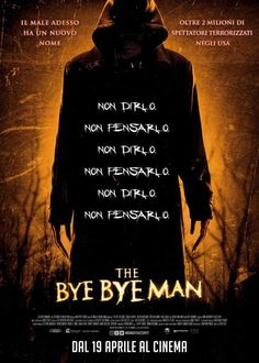 Recensione di The Bye Bye Man (2017, Stacy Title)