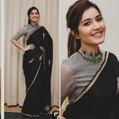 Tie Up Dress, Sari Dress, Dress Indian Style, Indian Wear, Ethnic Fashion, Indian Fashion, Saree Blouse Patterns, Designer Sarees, Indian Designer Wear
