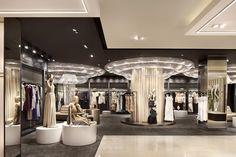 Galeries Lafayette department store by Plajer & Franz Studio, Jakarta department store