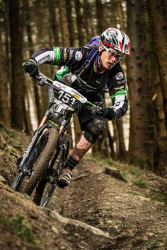 G-Form athlete Tracy Moseley #MTB #mountainbiking #Enduro