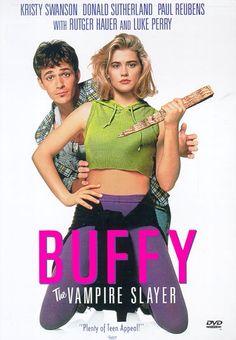 Buffy The Vampire Slayer (DVD 1992) | DVD Empire