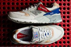 """Concepts x New Balance 999 -""""Kennedy"""""""