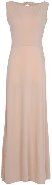 ISSA London Long Dress - Lyst