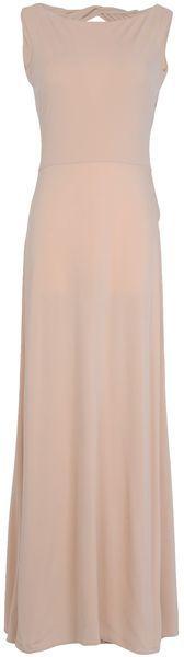 ISSA London Long Dress - Lyst