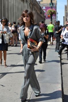 Spring/Summer street style by Mira Duma
