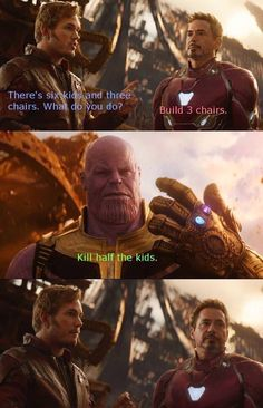 How many internet memes about Thanos and Avengers: Infinity War have you seen? - Quora