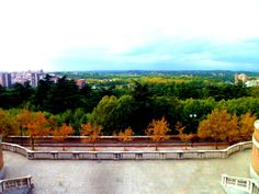 View from the Palace, Madrid, Espana