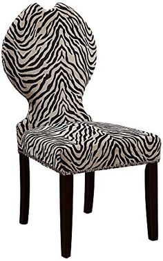 Inskeppa Safari Collection Kidu0027s Zebra Wood Chair. Cute Design And Fun |  Pinterest | Child Chair, Woods And Room