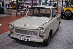 Trabi Museum Trabant Trambant east german cold war era car