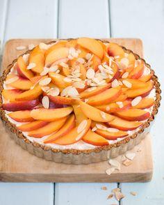 ... Nectarine on Pinterest | Tarts, Martha Stewart Recipes and Nectarine