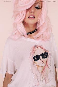 dye, cotton candy, hair colors, pink hair, candi