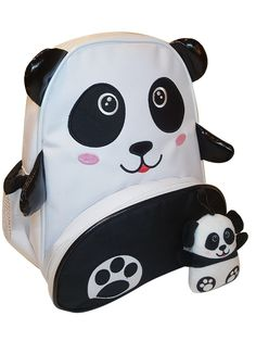 Mella Lev, 12' baby Little Kid Toddler and kids Backpack panda teddy bear >>> More info could be found at the image url. (This is an Amazon Affiliate link and I receive a commission for the sales)