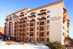 Hotel Slovan vás uchváti svojimi službami a príjemnou atmosférou. Ubytovanie Tatranská Lomnica na 1*