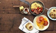 Food & drinks / Charlie Drevstam — DV, breakfast
