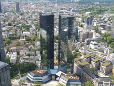 Check out Frankfurt view by UK Photos - Europa Fotos on Creative Market