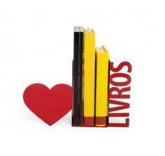 Aparador de Livros - Amo Livros