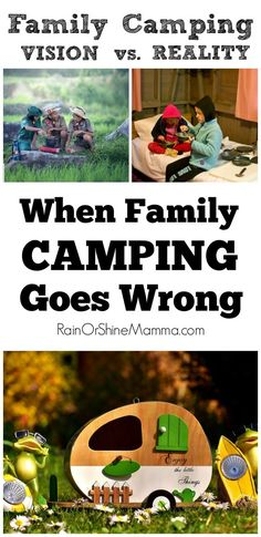 When Family Camping