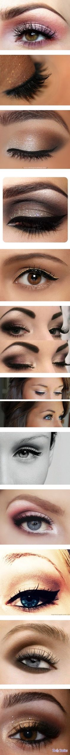 Category » Hair and Beauty Styles « @ Hair Color and Makeover Inspiration  classy eye makeup(: