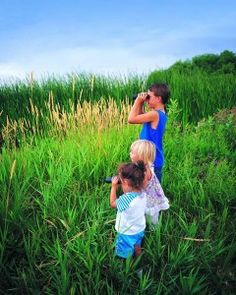 """""""If children don't know that nature is out there they are not going to miss it when it disappears..."""" Suburbitat: A Suburban Naturalist's Journal. ~ Jim Tolstrup, Mar 24, 2009"""