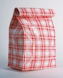 oilcloth lunchbags tutorial.  MS