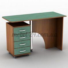 Письменный стол на хромированной ноге, Купить - недорого в Белой Церкви, магазин мебели
