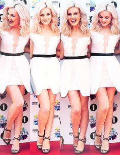 She's really pretty and I'm really jealous