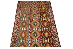 96 x 62 Feet Antique Kilim Rug  Ottoman Style  by ANATOLIANRUGS