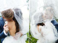 Martin + Lauren | A Lancaster County Barn Winter Wedding - Carrie Logan Blog Gown by Mignonette Bridal