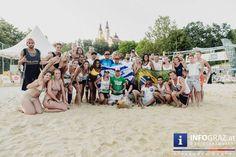Bilder: International Footvolley Cup Graz 2015 – Finale am Austria, Beach, Dolores Park, Sports, Travel, Graz, Women's, Hs Sports, Viajes