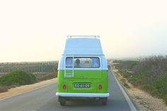 Portugal Roadtrip entlang der Westküste von Nazaré bis Sagres