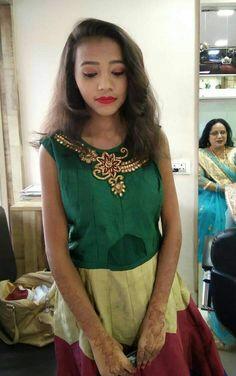 Sweet Sixteen, Indian Girls, Sari, Fashion, Saree, Moda, Fasion, Saris, Trendy Fashion
