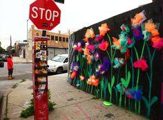 #brooklyn street art #nyc #graffiti
