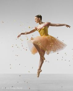 Via Lois Greenfield Photography : Dance Photography : New York City Ballet Dancers