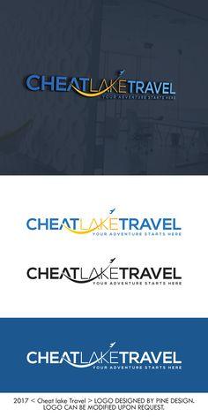 Unique Logo Design for New Travel Agency Playful, Colorful Logo Design by pine design