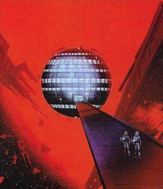 70s Sci-Fi Art #illustration #vintage #scifi