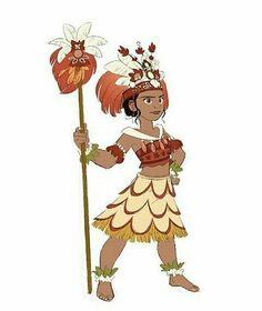 Ruler of her island