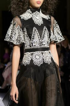 Sparkle, Pretty, Lovely: Temperley London | ZsaZsa Bellagio - Like No Other