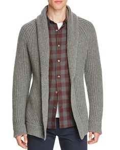 Vince Shawl Collar Cardigan Sweater - 100% Bloomingdale's Exclusive