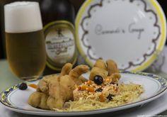 Camarão à Grega! (Restaurante Calamares, Porto Alegre, RS, Brasil)