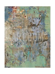 Giclee Print 'Aged Wall VII' by Alexys Henry - Workspace ART