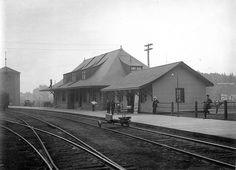 Gare de Saint-Jérôme