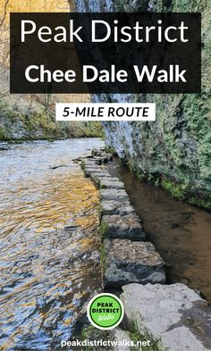 One of my favourite places to walk in the Peak District Chee Dale in the Places To Travel, Places To See, Peak District England, Visit Uk, Hiking Routes, Over The River, Weekends Away, English Countryside, Beautiful Places To Visit