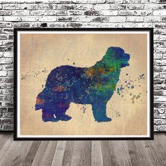 """Hey, I found this really awesome Etsy listing at <a href=""""https://www.etsy.com/listing/253902553/vintage-newfoundland-dog-2-watercolor"""" rel=""""nofollow"""" target=""""_blank"""">www.etsy.com/...</a>"""