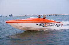 New 2012 Baja Marine 23 Outlaw High Performance Boat Photos- iboats.com